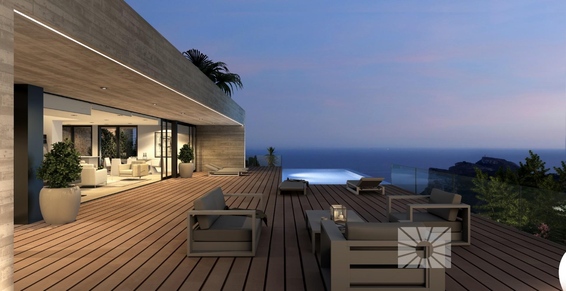 Villa La Torre Maison Moderne à vendre à Résidentiel Jazmines Cumbre ...