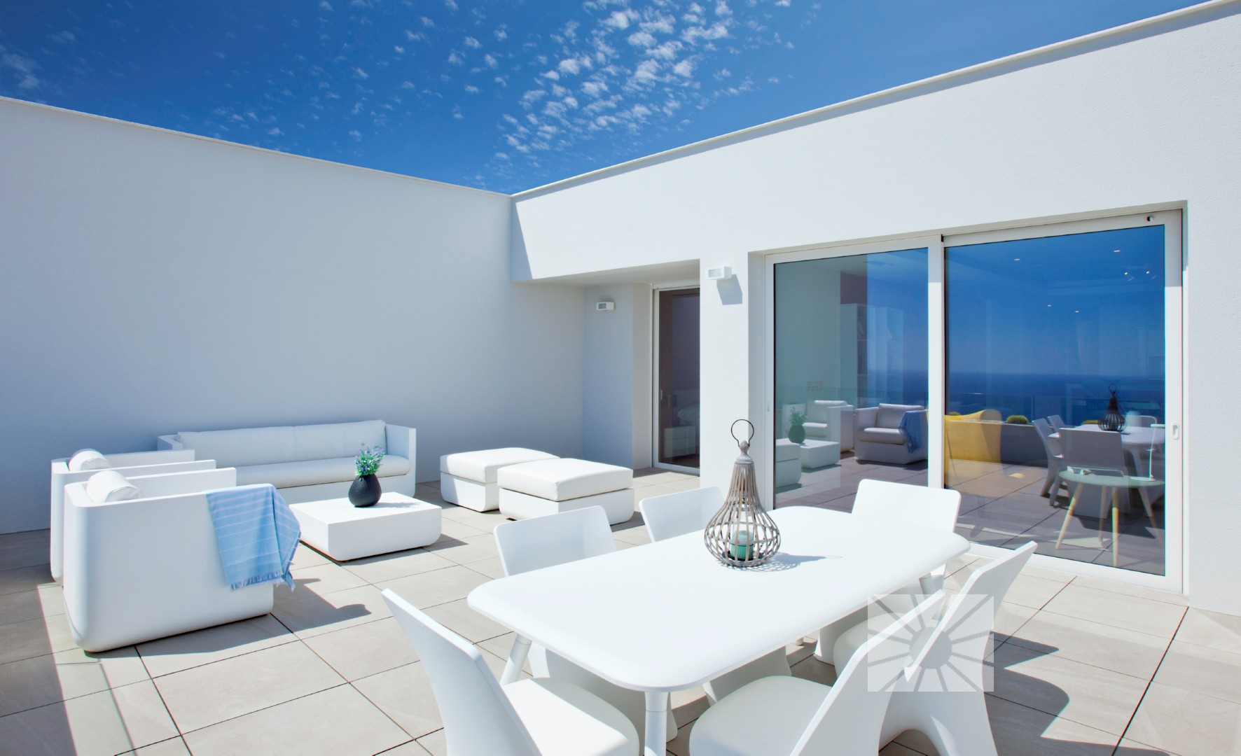 Blue Infinity Cumbre Del Sol Benitachell Appartement De Luxe  # Meuble Tv Double Face