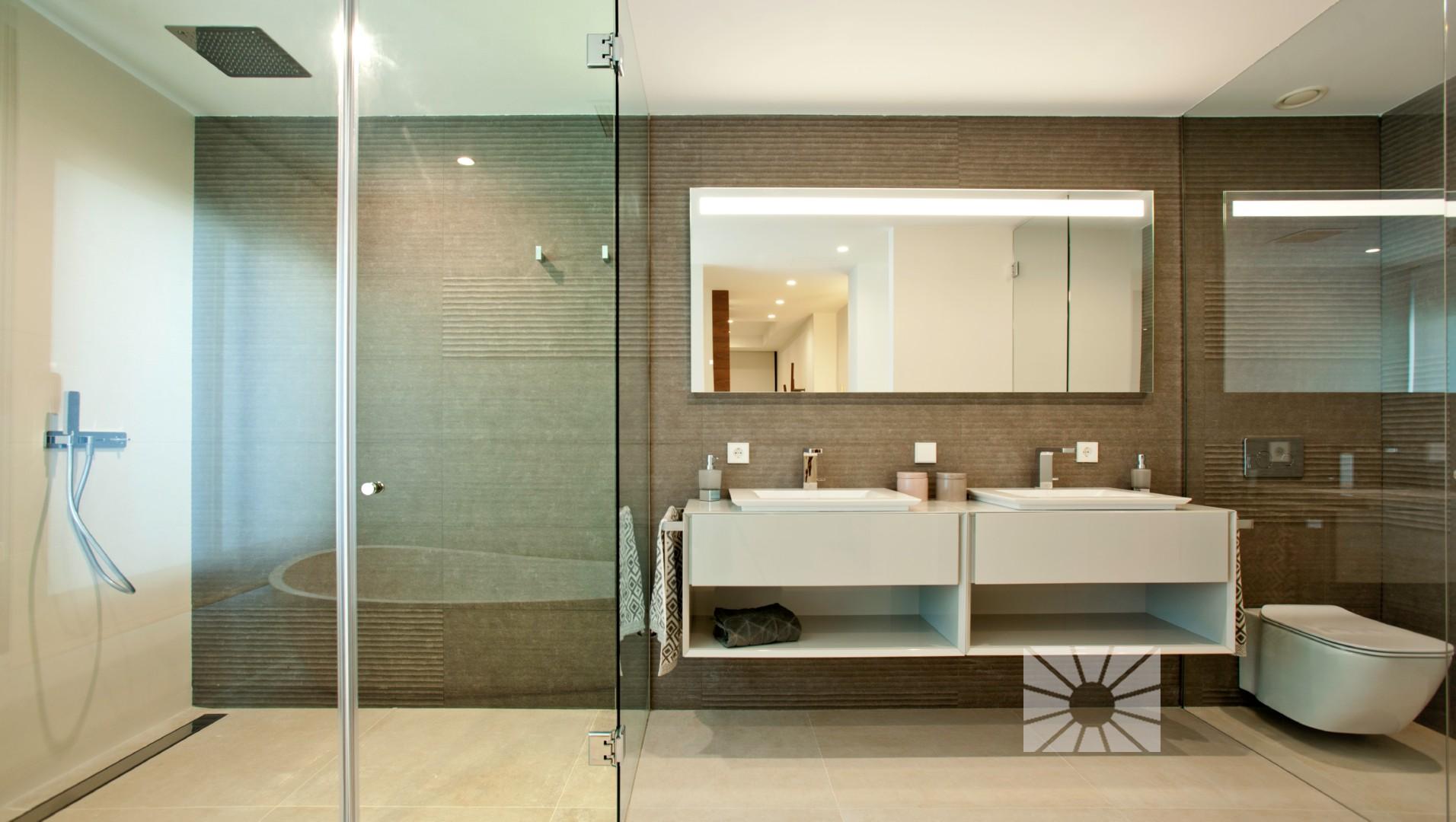 Villa la nao moderne luxe villa te koop in woonwijk jazmines cumbre
