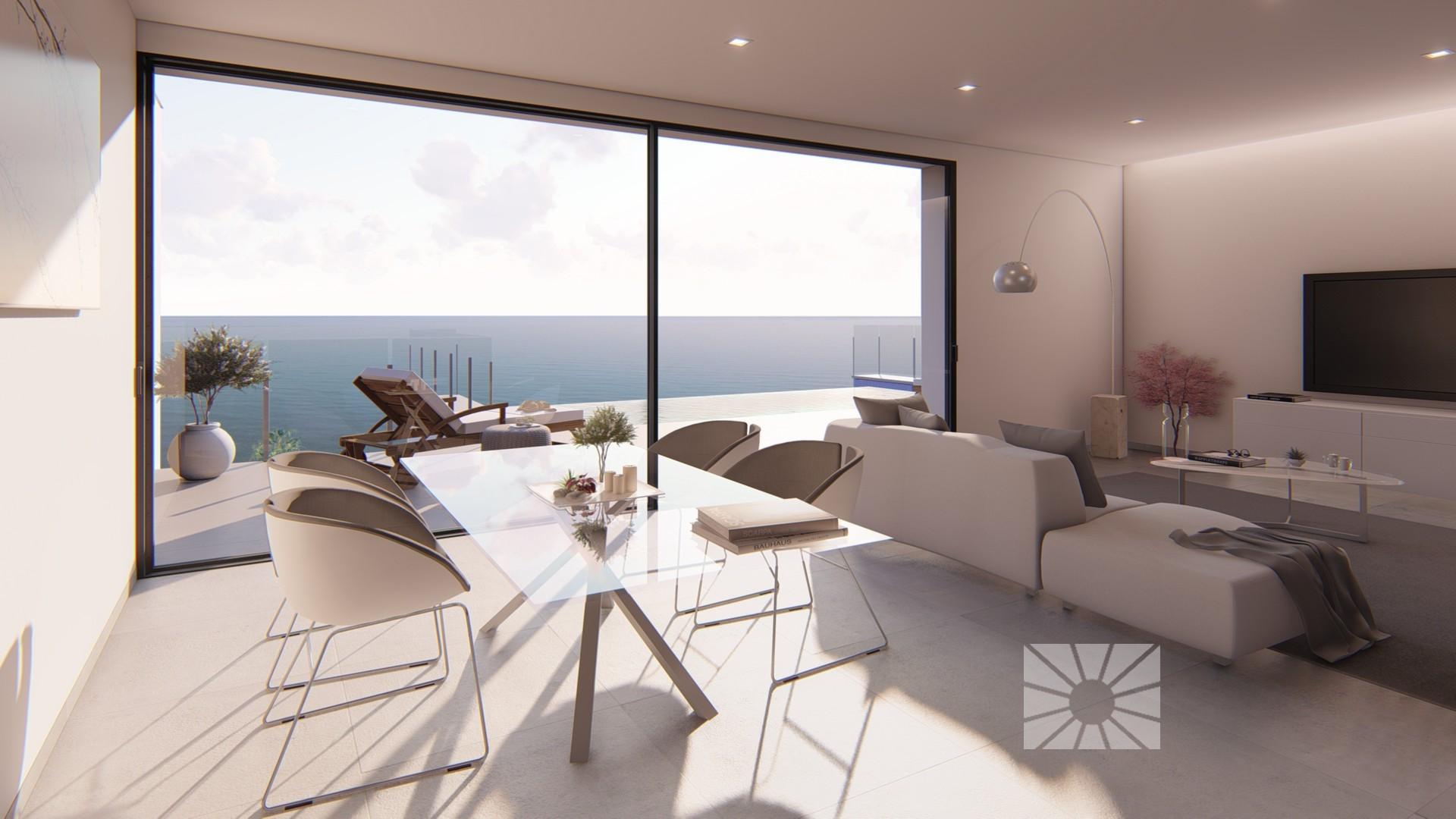 Lirios Design Cumbre del Sol venta de chalet moderno ref: AL104 ...