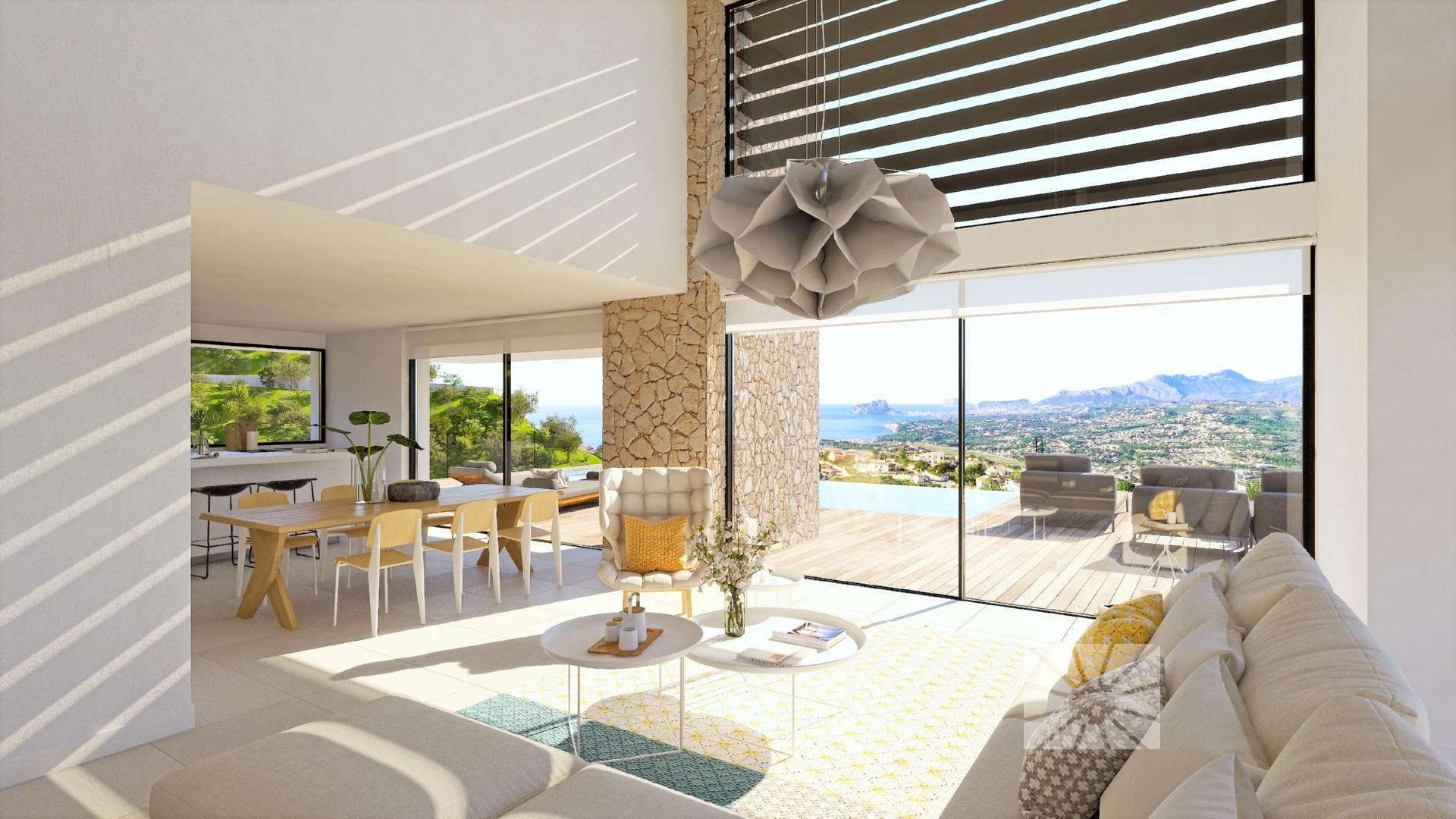 Villa Estrella Villa Moderne de Luze à vendre à Résidentiel ...