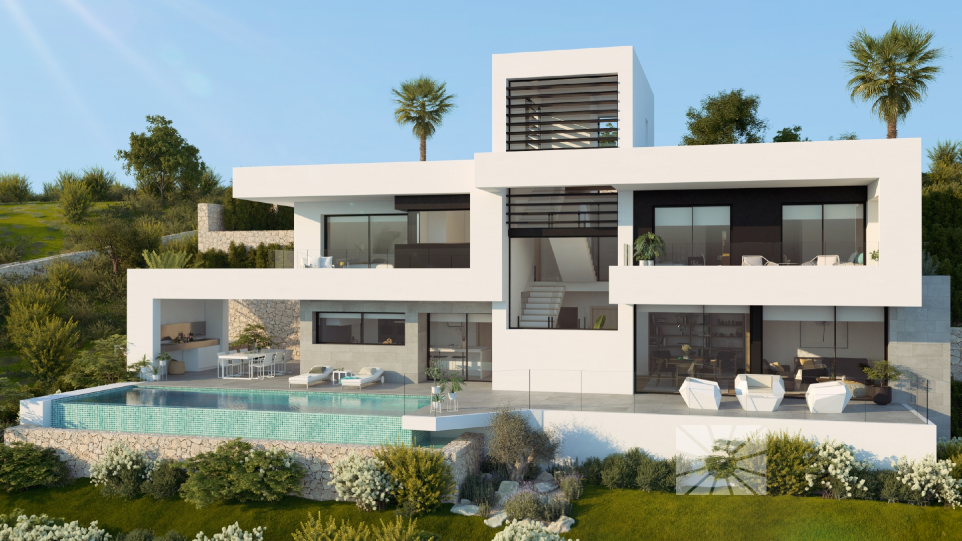 Marketing Exterior View towards Altea H2 Altea Golden Altea