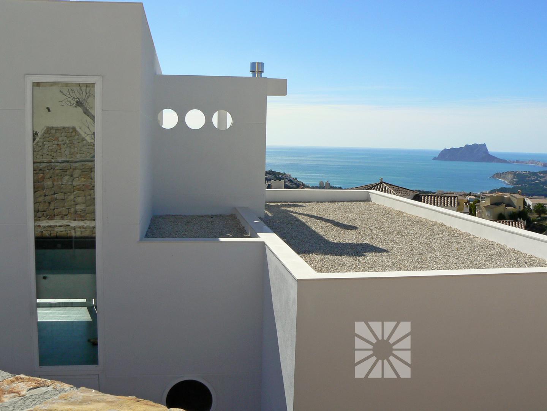Дом на побережье коста бланка погода