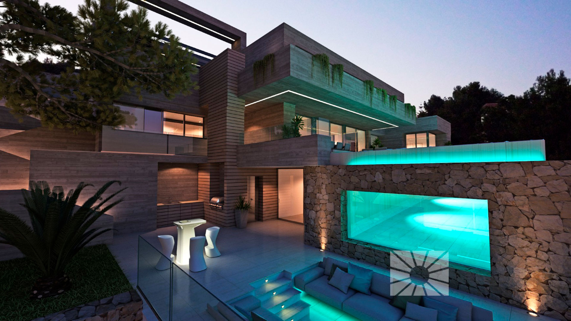 Marketing Exterior Contemporary TOP Luxury