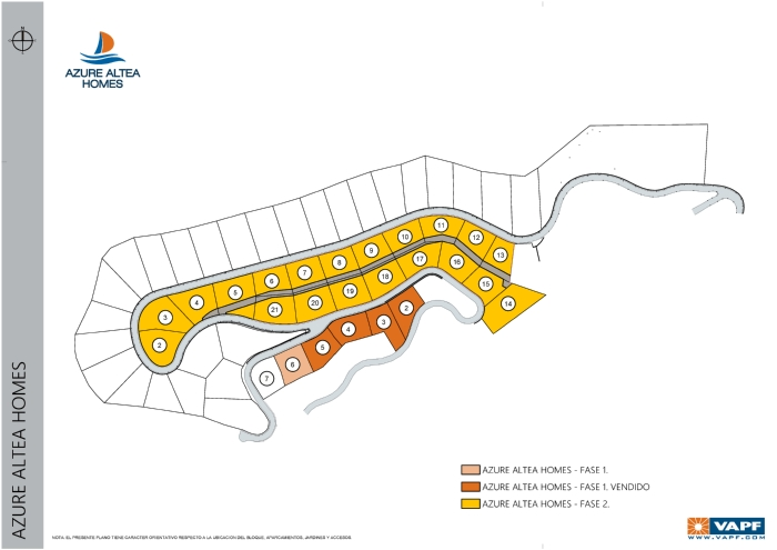Marketing, Altea, H2 Altea Golden, AZURE ALTEA HOMES, Altea