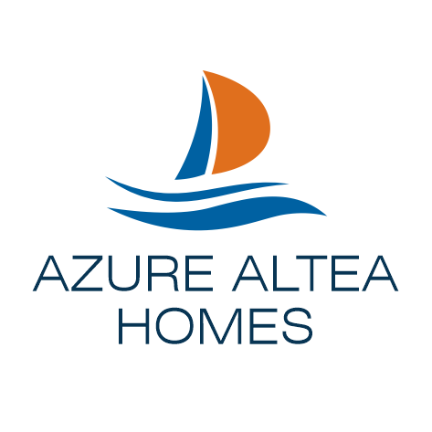 Vermarktung, Symbol, Altea, H2-Altea-Golden, AZURE ALTEA HOMES, Altea