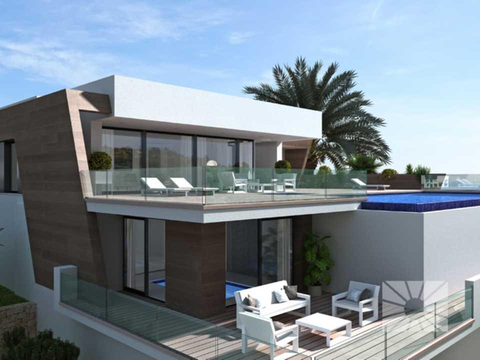 Villa la cala modernen luxe woning zum verkauf wohnanlage jazmines