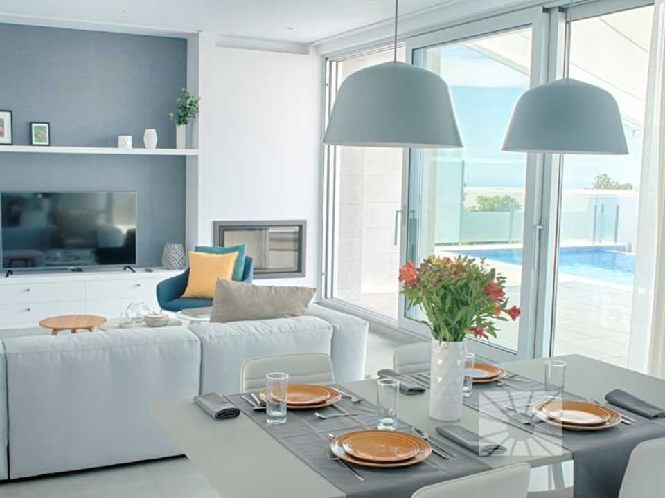 Marketing Interior Contemporáneo PLUS AL109 Vivienda 109 Lirios - Mikonos