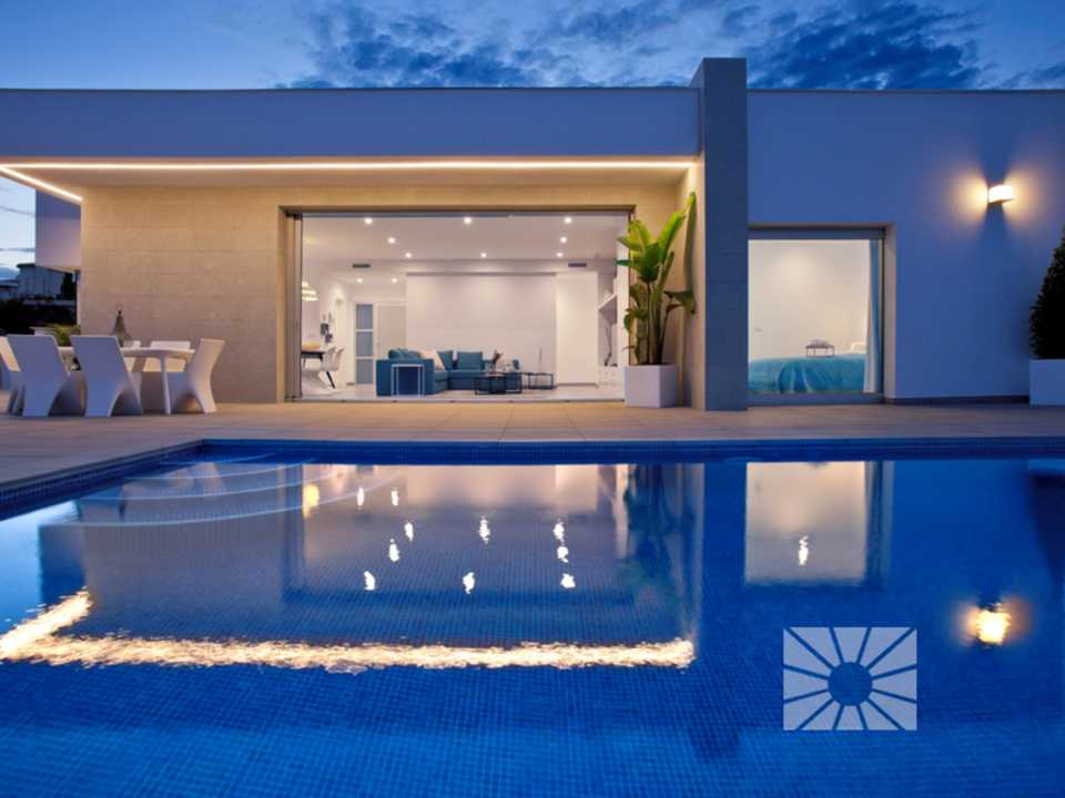 <h1>Lirios Design Cumbre del Sol modern villa for sale model Siros</h1>