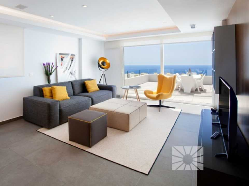 Blue Infinity Cumbre del Sol Benitachell Luxury apartment for sale ref: RFA03