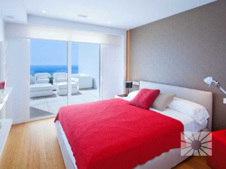 Blue Infinity Cumbre del Sol Benitachell Luxury apartment for sale ref: RFA18