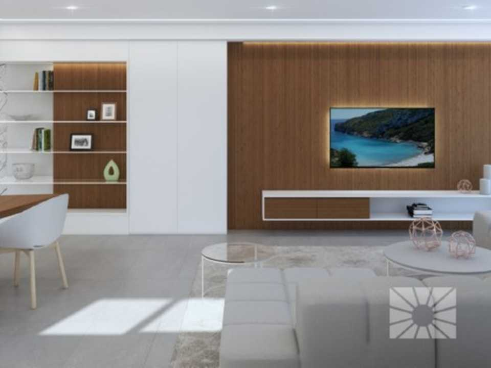 Blue Infinity Cumbre del Sol Benitachell Luxury apartment for sale ref: rfb12