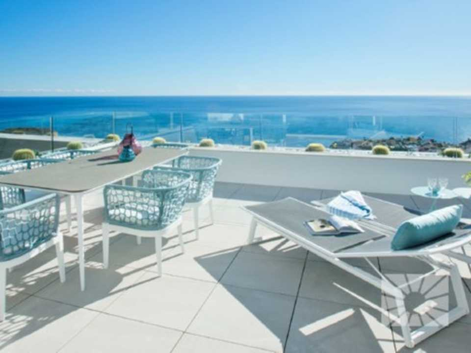 Blue Infinity Cumbre del Sol Benitachell Luxury apartment for sale ref: rfb06