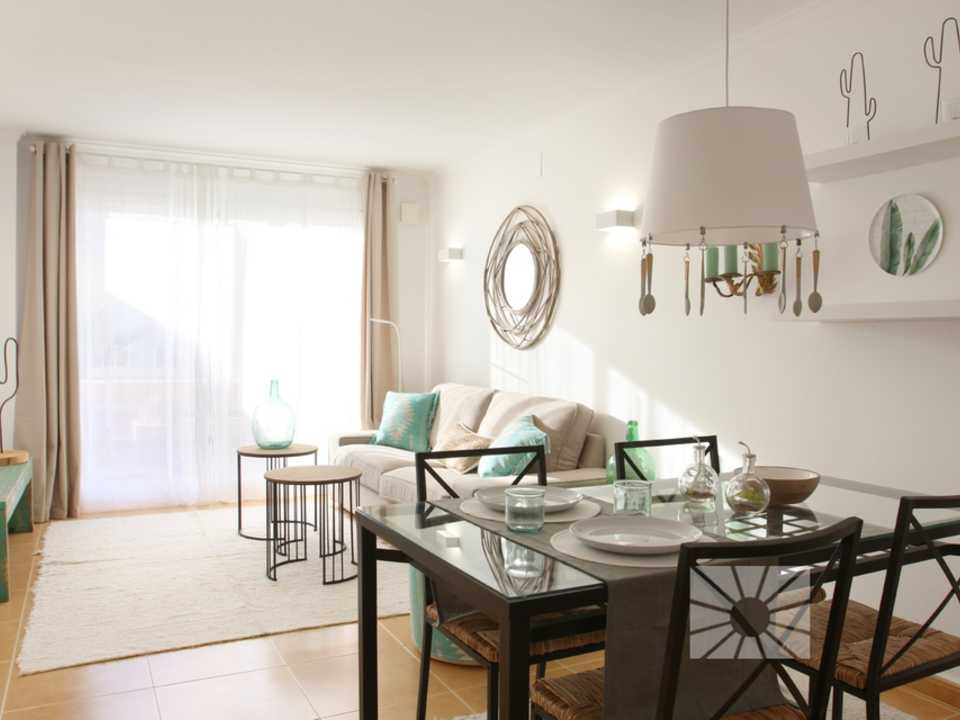 Apartments for sale in Cumbre del Sol  model BEGOÑA PL.ALTA CENTRAL with 104.3 Sqm.