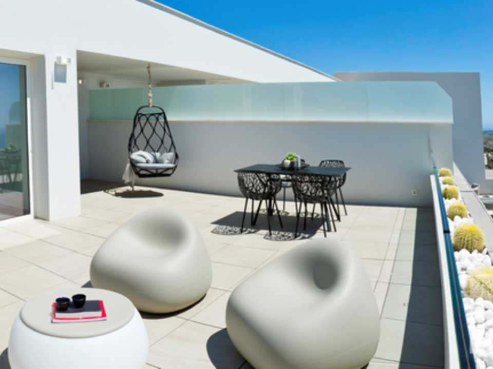 Blue Infinity Cumbre del Sol Benitachell Luxury apartment for sale ref: rfc14