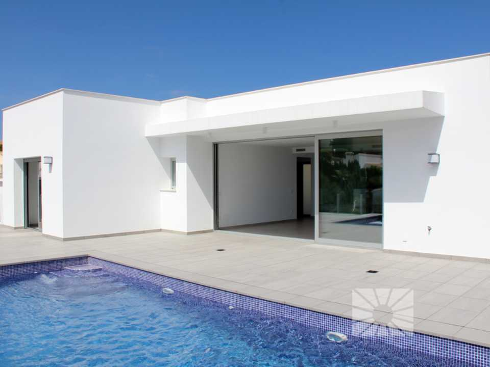 Marketing Exterior Contemporary ELITE EL120 PALMA