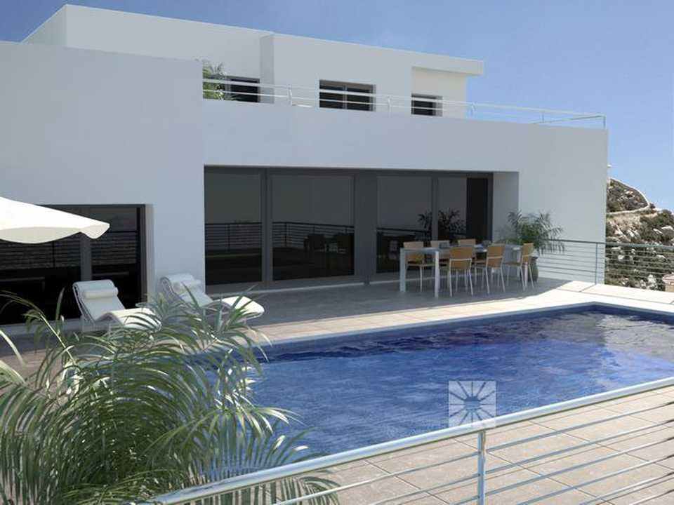 <h1>Villa CORAL, House for Sale in Cumbre del Sol plot al033 Lirios Plus</h1>