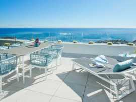 Blue Infinity Cumbre del Sol Benitachell Luxury apartment for sale ref: RFA05
