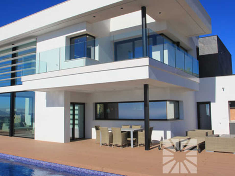 <h1>62 Jazmines, Luxury Modern Design Villa at Cumbre del Sol.</h1>