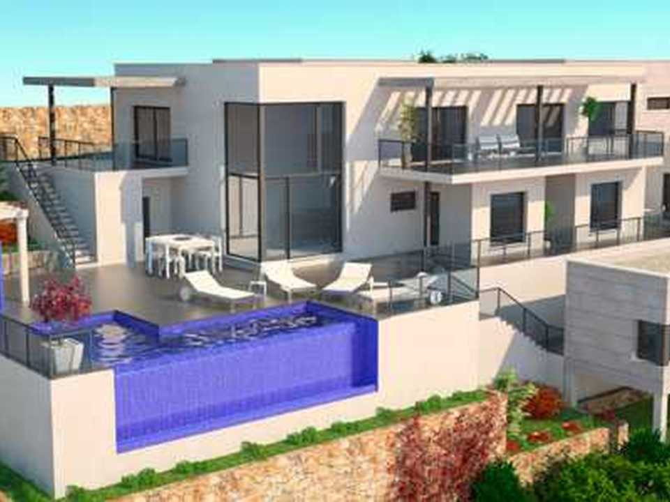 Villa Cap DOr, House for Sale in  Cumbre del Sol plot AJ053 Jazmines