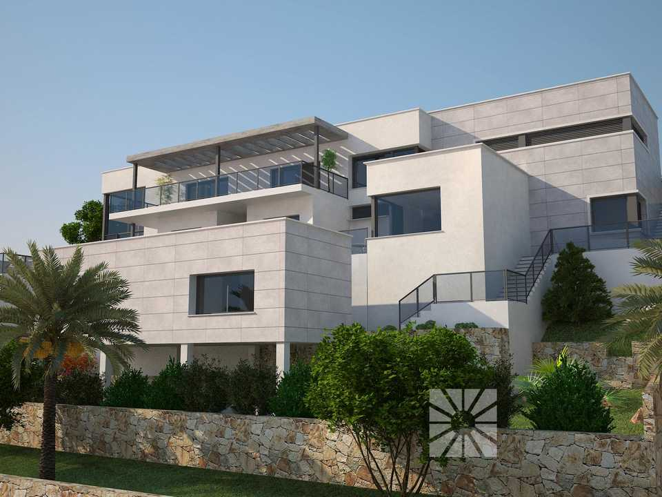Marketing Exterior Contemporary CUSTOM PP001 Villa Cap DOr Luxury