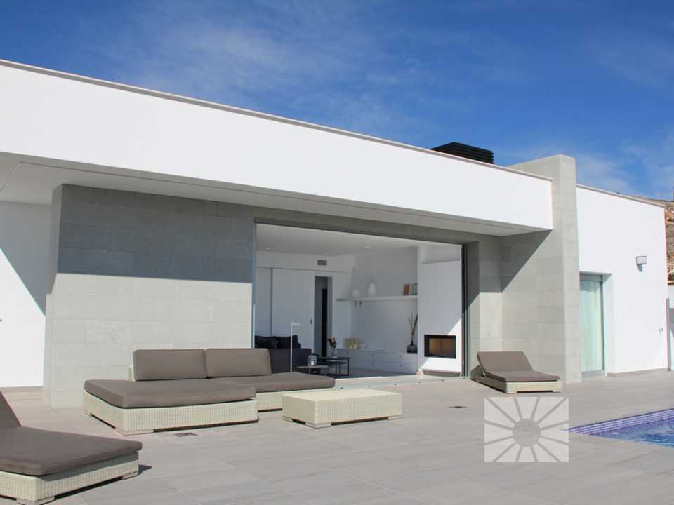 Marketing Exterior Contemporáneo PLUS EP129 MIKONOS