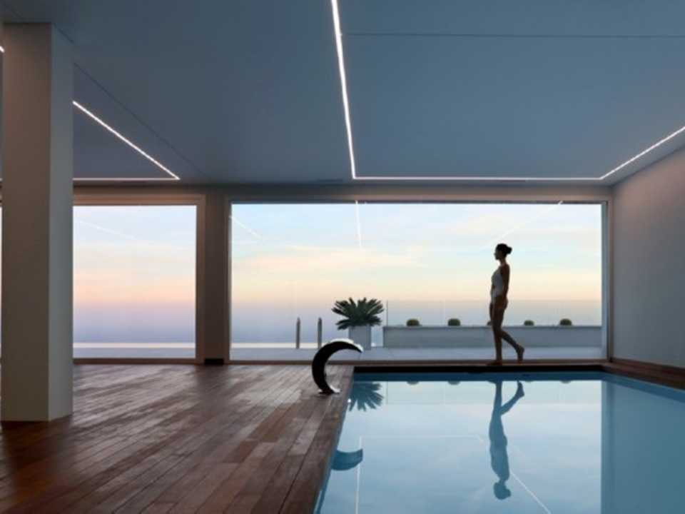 Blue Infinity Cumbre del Sol Benitachell Luxury apartment for sale ref: rfb15