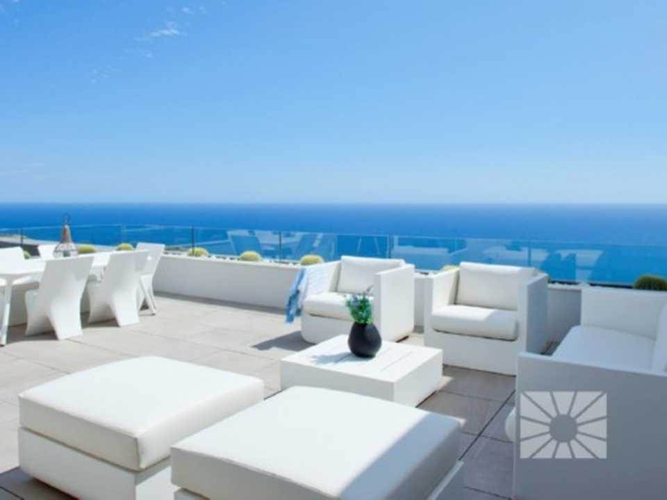 Blue Infinity Cumbre del Sol Benitachell Luxury apartment for sale ref: rfb14