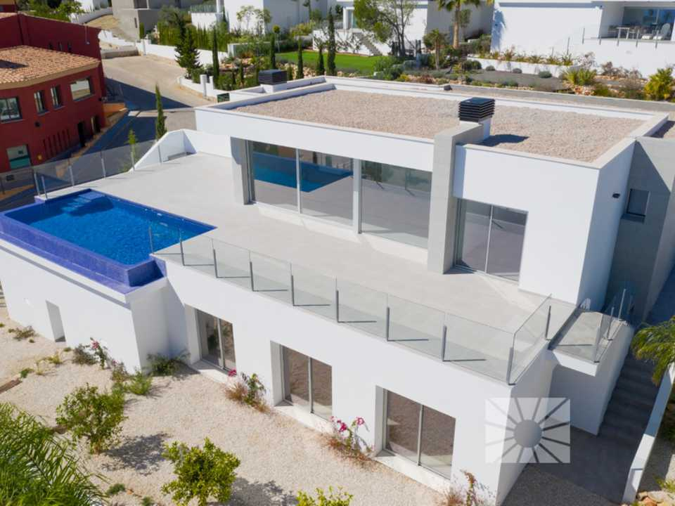 Marketing Exterior Contemporáneo PLUS EP143 CRETA