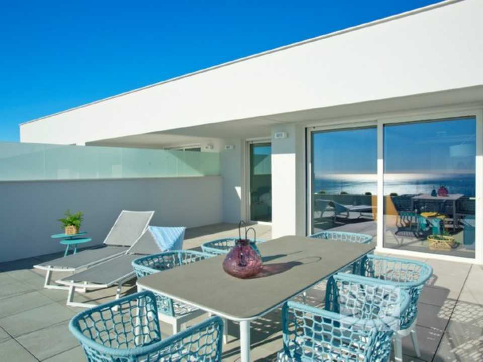 Blue Infinity Cumbre del Sol Benitachell Luxury apartment for sale ref: rfb05