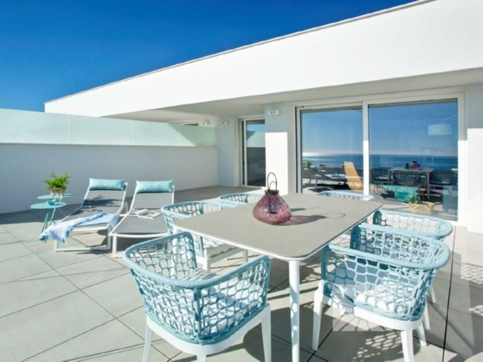 Blue Infinity Cumbre del Sol Benitachell Luxury apartment for sale ref: rfb07