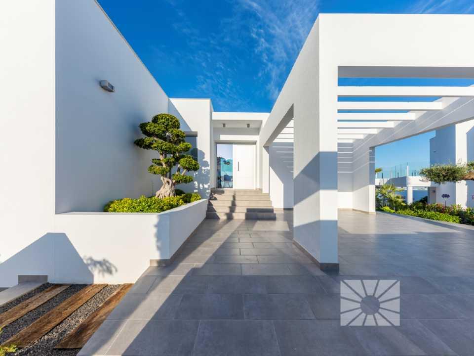 Lirios design cumbre del sol moderne villa te koop model siros xl