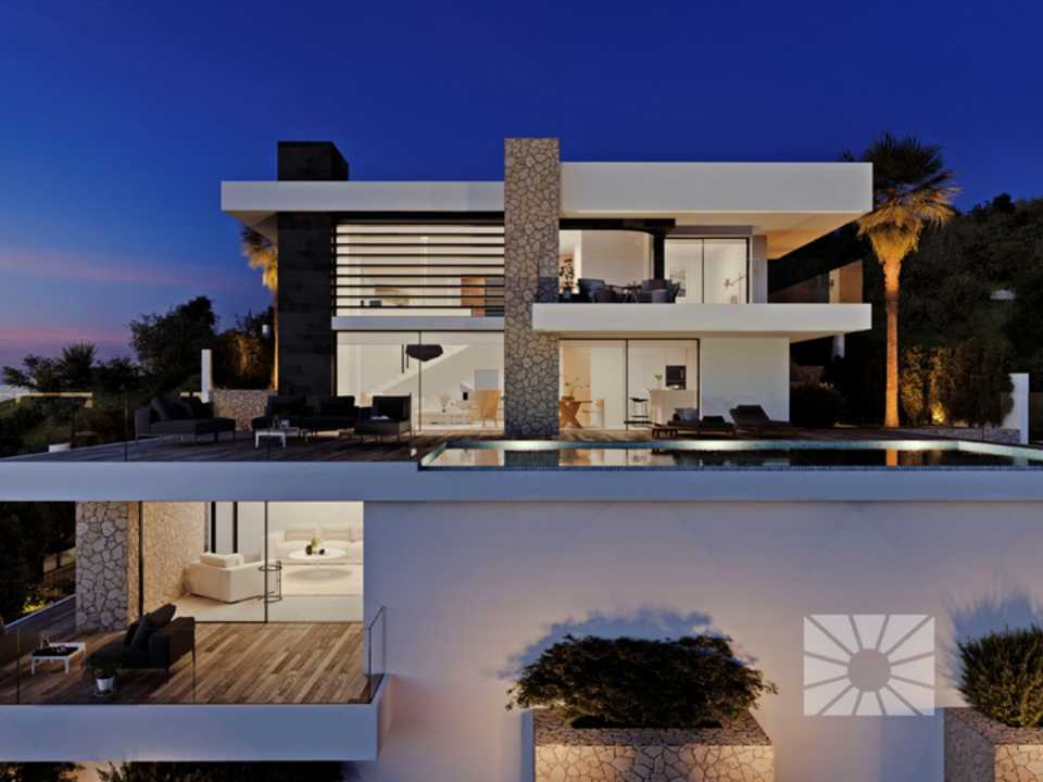 Marketing Exterior Contemporary TOP