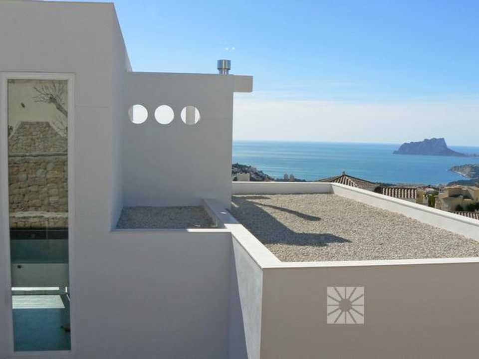 Villa BARENTS, House for Sale in  Cumbre del Sol plot al011 Lirios Plus