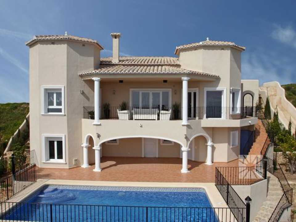 Villa 35-LIRIOS, House for Sale in  Cumbre del Sol plot AL035 Lirios Plus