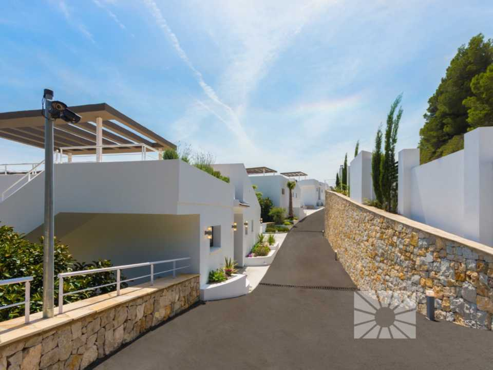 Marketing Buitenkant Kijk naar Altea H2 Altea Golden AZURE ALTEA HOMES Altea