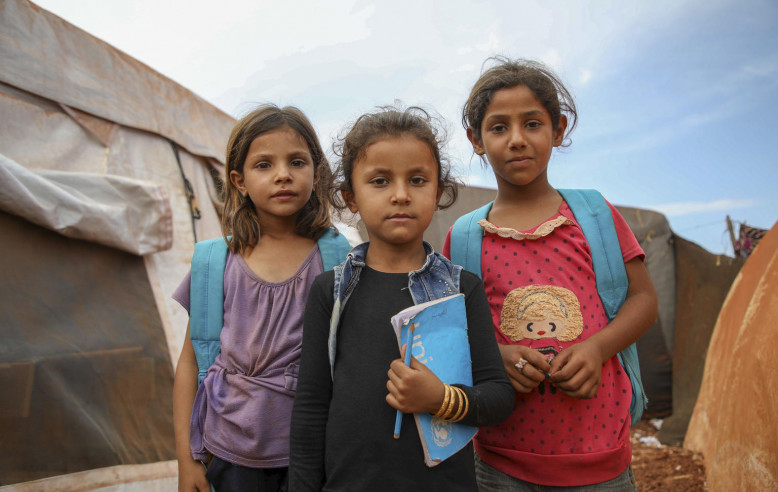 Grupo VAPF and UNICEF, together to help the children in Syria