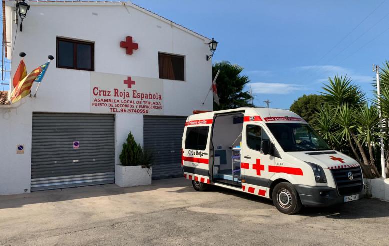 Nieuwe Samenwerking van Grupo VAPF met het Rode Kruis